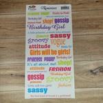 Stickers - Princess Power