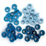 We R memory keepers We R Memory Keepers - Eyelets - Standard - Blue