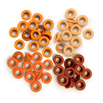 We R memory keepers We R Memory Keepers - Eyelets - Standard - Orange