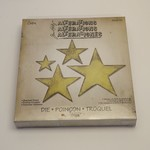 Sizzix Tim Holtz - Alterations -Stacked Stars
