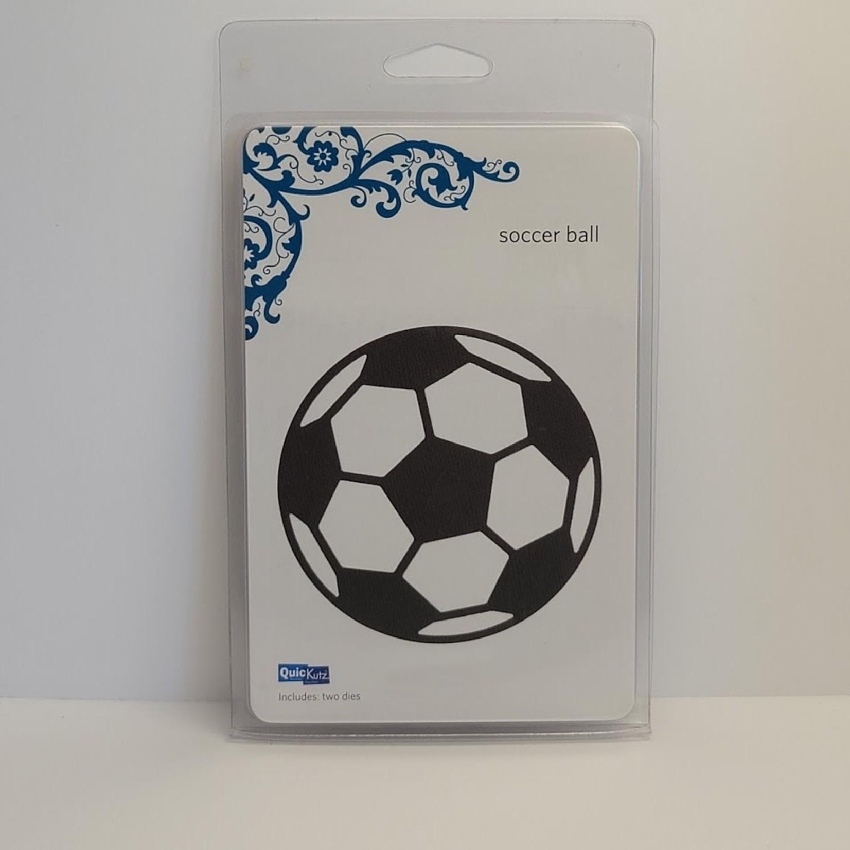 QuicKutz Quic Kutz - Dies - Soccer Ball
