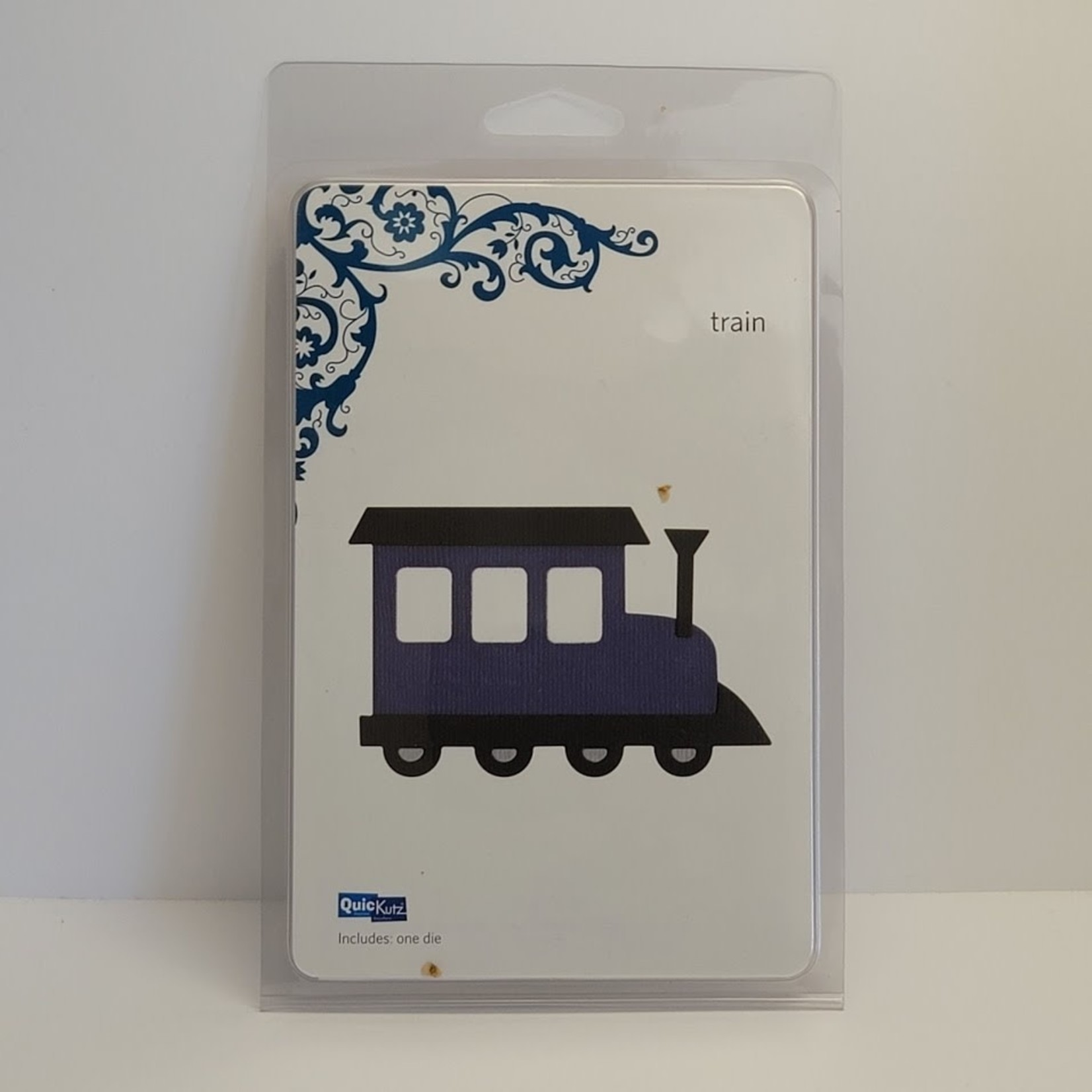 QuicKutz Quic Kutz - Dies - Train