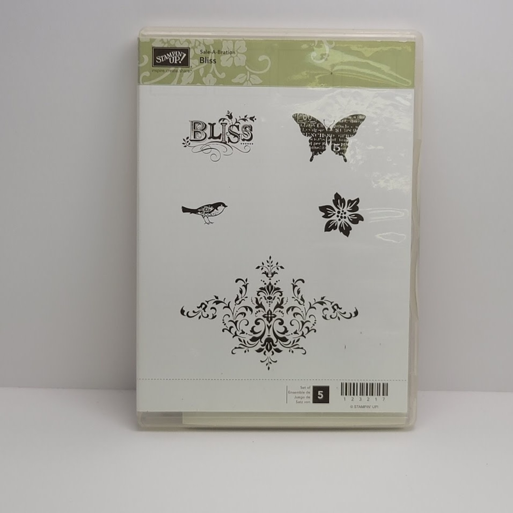 Stampin' Up Stampin' up - Cling Stamps - Bliss