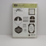 Stampin' Up Stampin' up - Cling Stamps - Tags til' Christmas