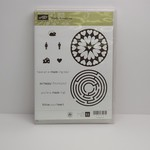 Stampin' Up Stampin' up - Cling Stamps -Totally A-maze-ing
