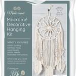 Solid Oak Inc Macrame Kit - Mandala Dreamcatcher