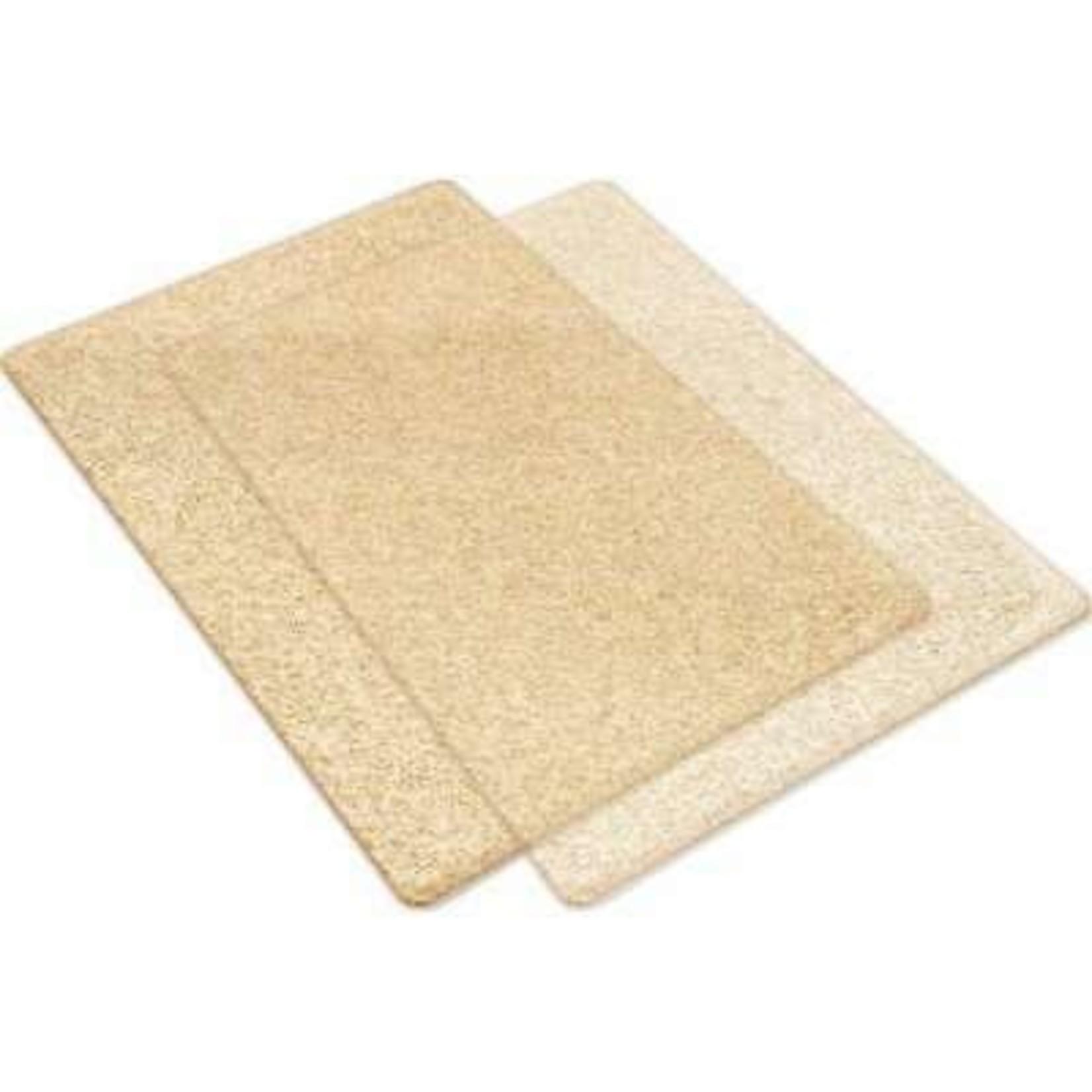 Sizzix Sizzix - Glitter Cutting Pads Standard - Gold