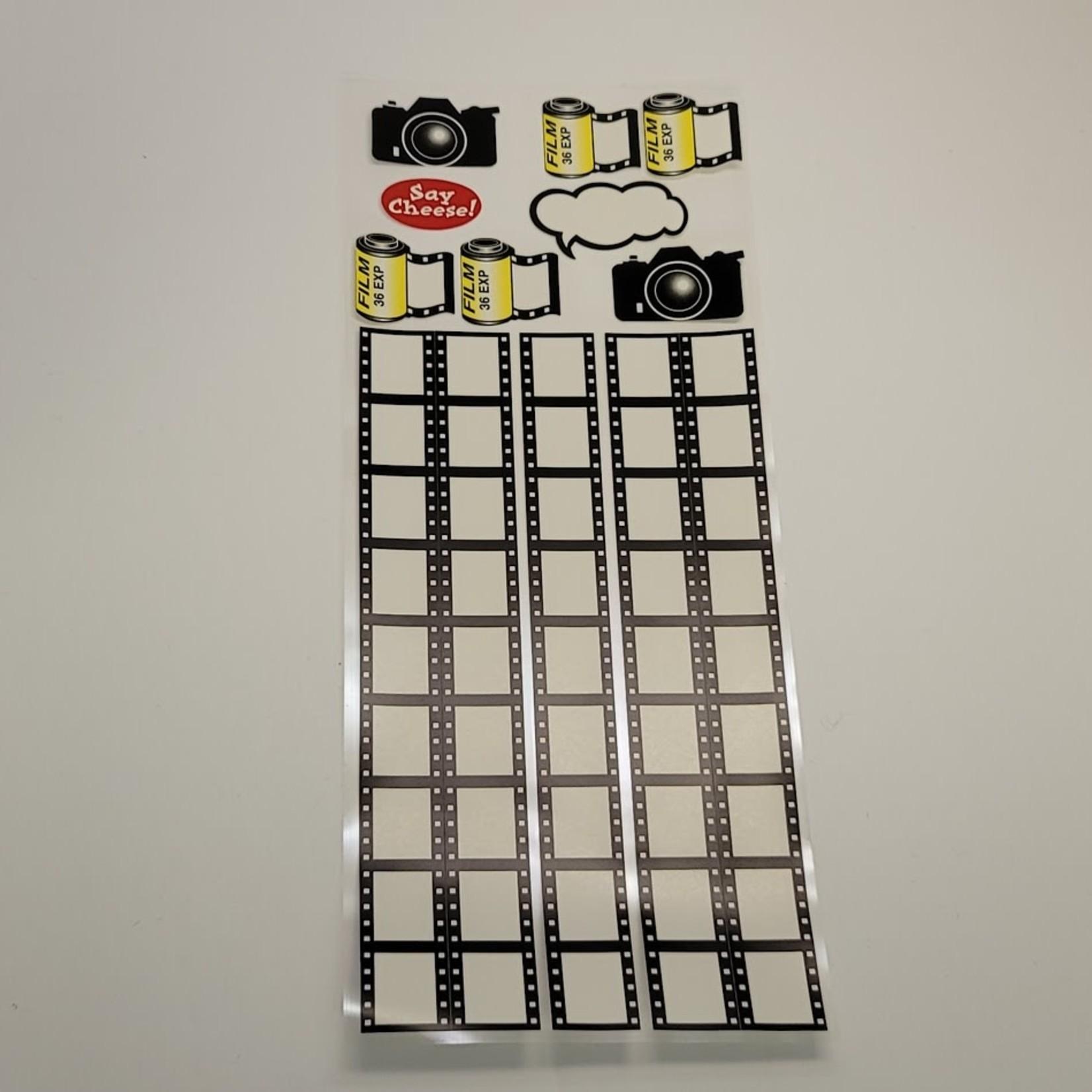 Stickers - Film