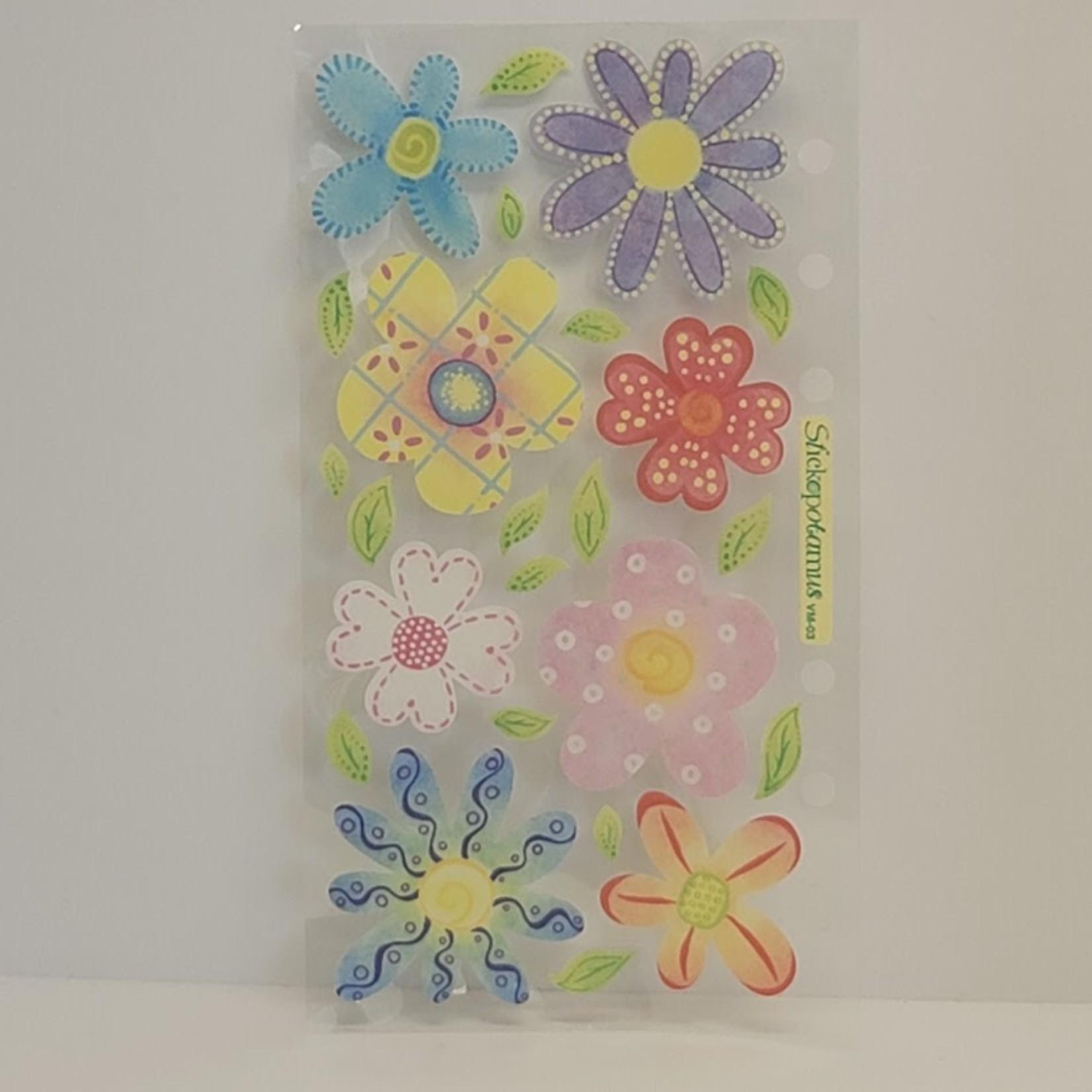 Stickers-Flowers