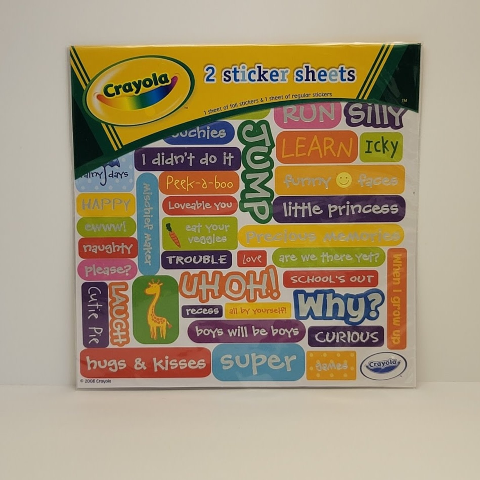 Stickers - Crayola