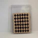 Stampin' Up Stampin' Up - Wooden Stamp -Print Pattern