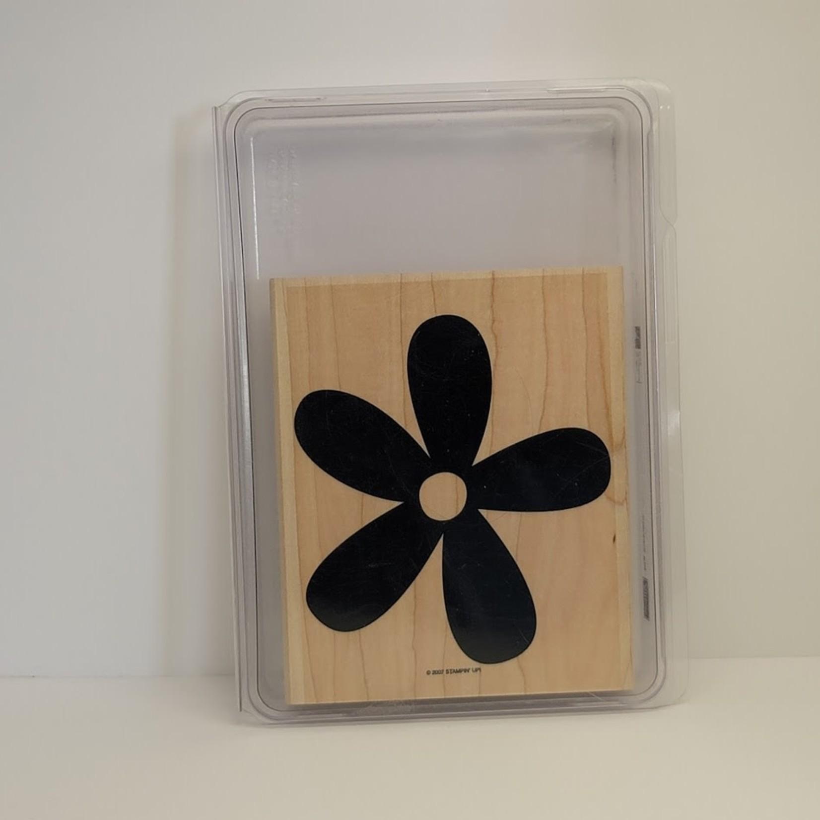 Stampin' Up Stampin' Up - Wooden Stamp - Big Blossom