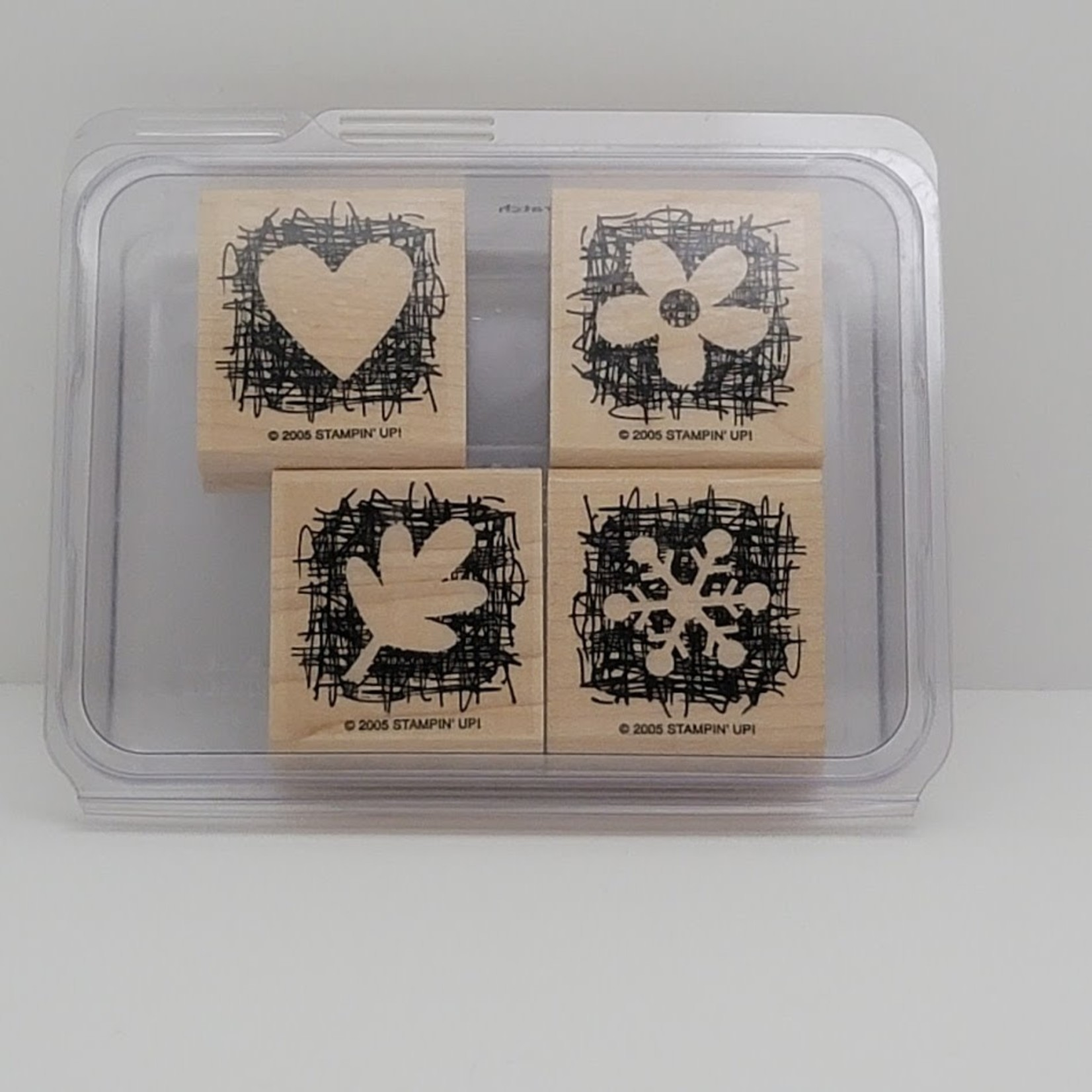 Stampin' Up Stampin' Up - Wooden Stamp Set - Made From Scratch