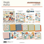 Simple Stories Simple Stories - Collector's Essential Kit - Safe Travels
