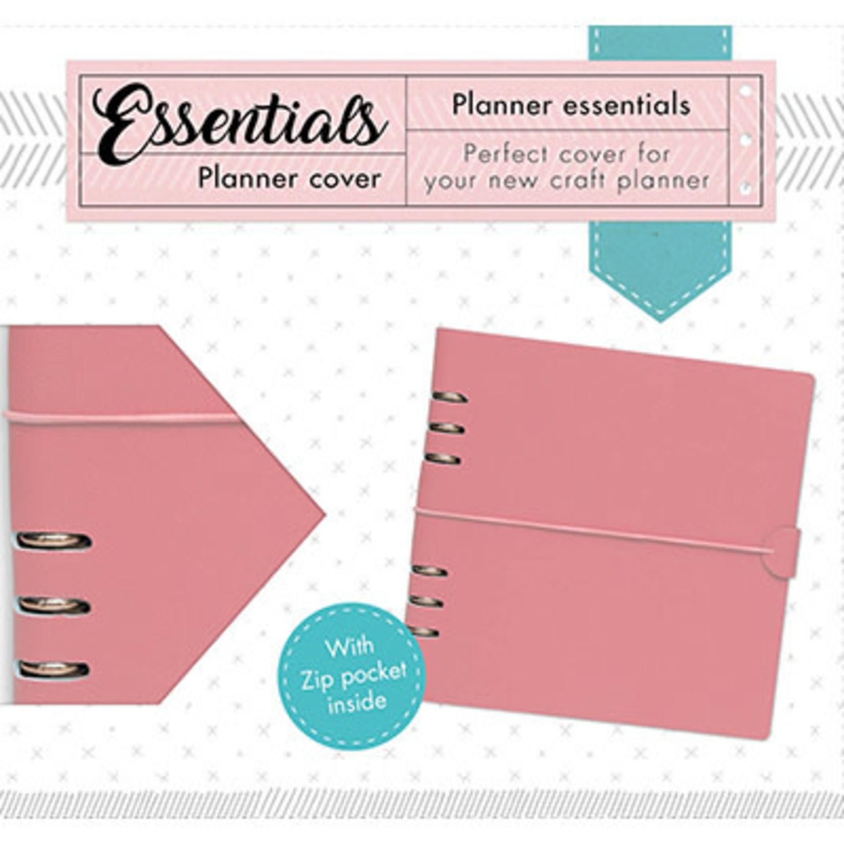 Studio Light Studio Light - Essentials Planner Cover - Pink - SL-PES-PLAN02
