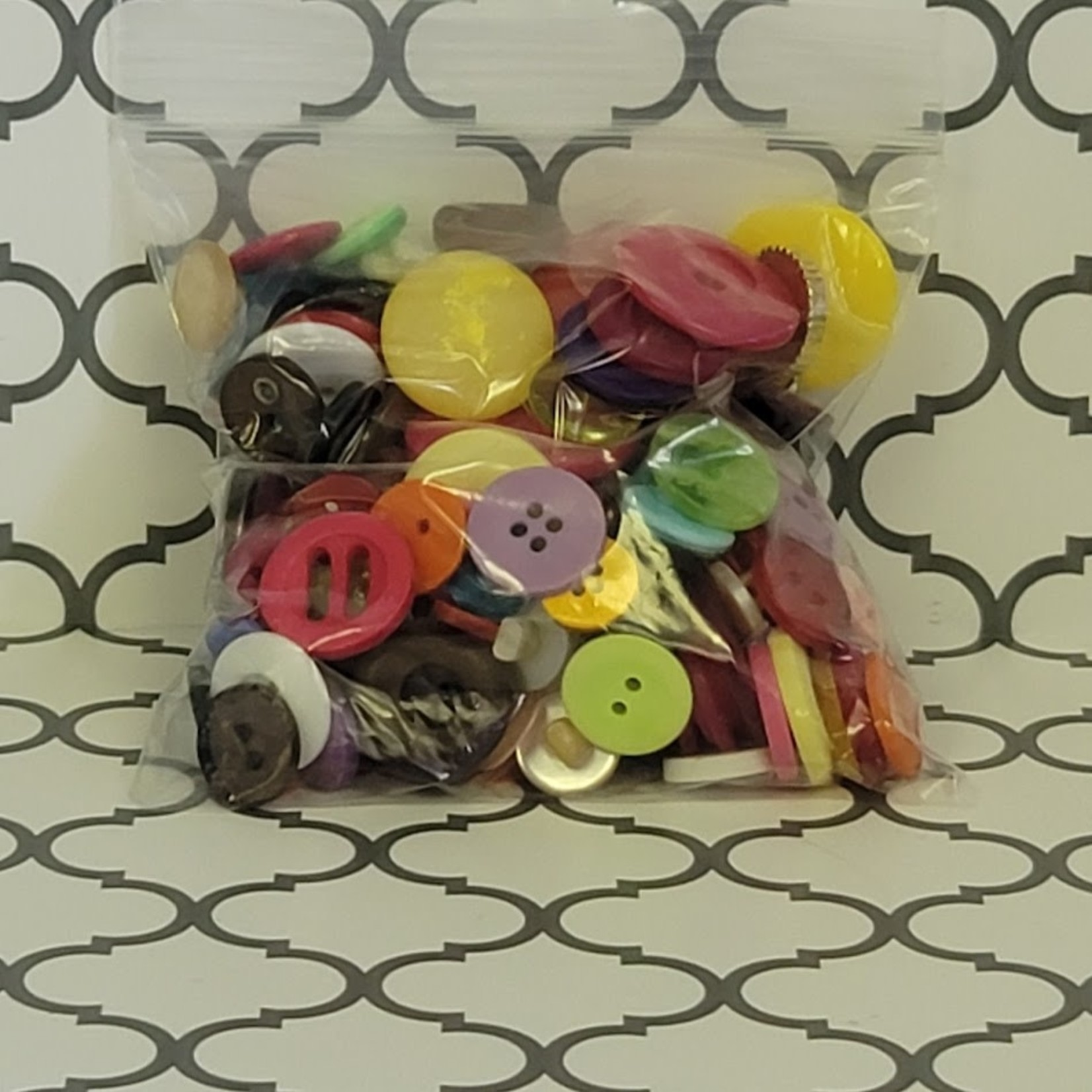 Bag of Misc Buttons