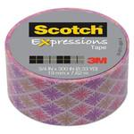 Scotch Expressions Tape - 3/4 inch x 300 inch