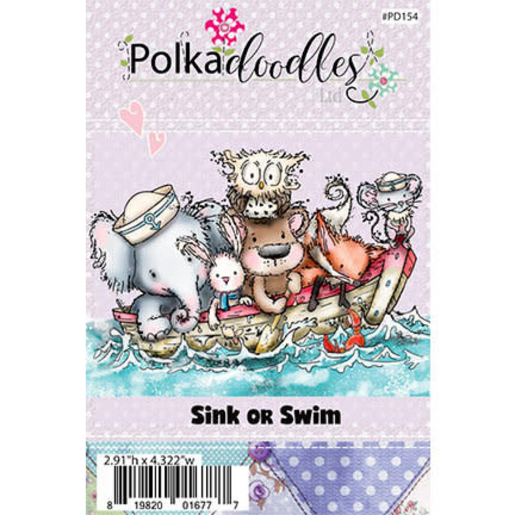 LDRS - Polkadoodles - Sink or Swim