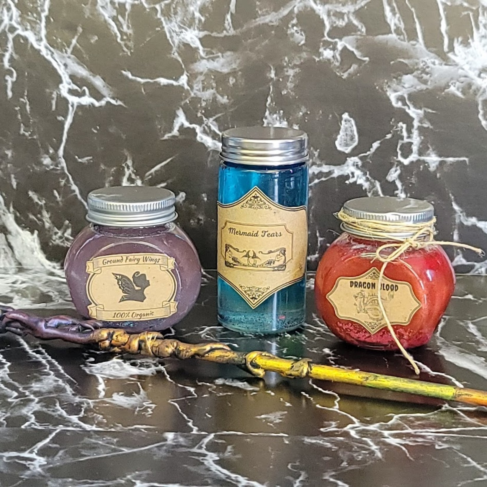 PRE-ORDER Crafting with Sean DIY kits - Potions and Wands