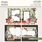 Simple Stories Simple Stories - Simple Pages - Page Kit - Magical Season