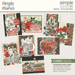 Simple Stories Simple Stories - Simple Cards - Card Kit - Joyful Greetings