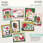 Simple Stories Simple Stories - Simple Cards - Card Kit - Christmas Wishes
