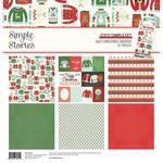 Simple Stories Simple Stories - 12x12 Simple Set - Ugly Christmas Sweater
