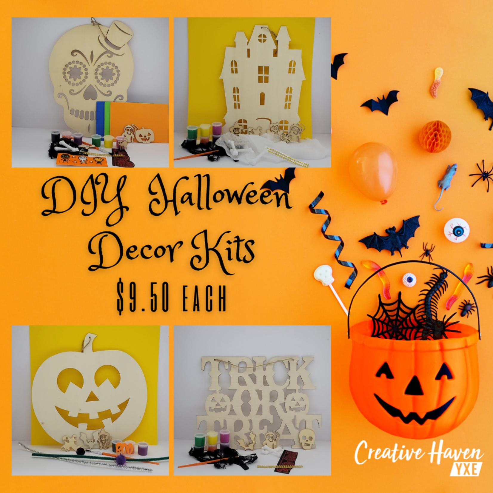 DIY Halloween Decor Kit