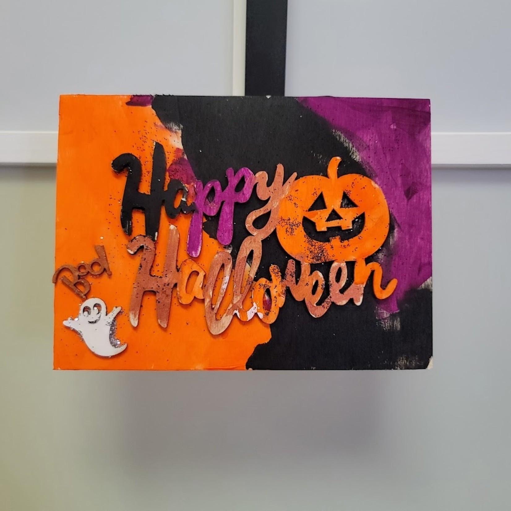 DIY Mini Halloween Decor