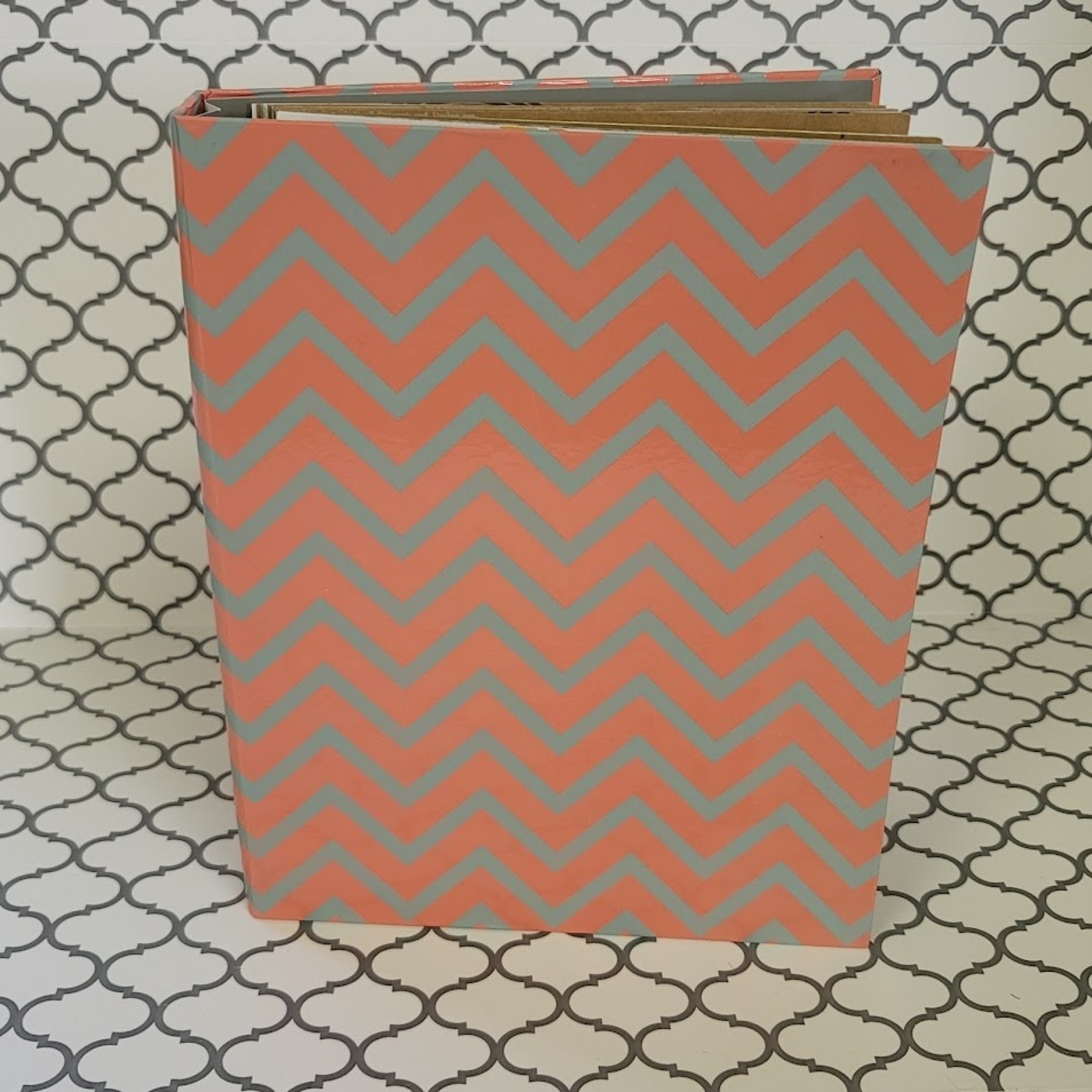 Close to my Heart Close to my Heart - My Crush - Pink and Grey Chevron