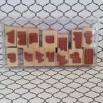 Stampin' Up Stampin' Up Wooden Stamp Set - Defining  Alphabet