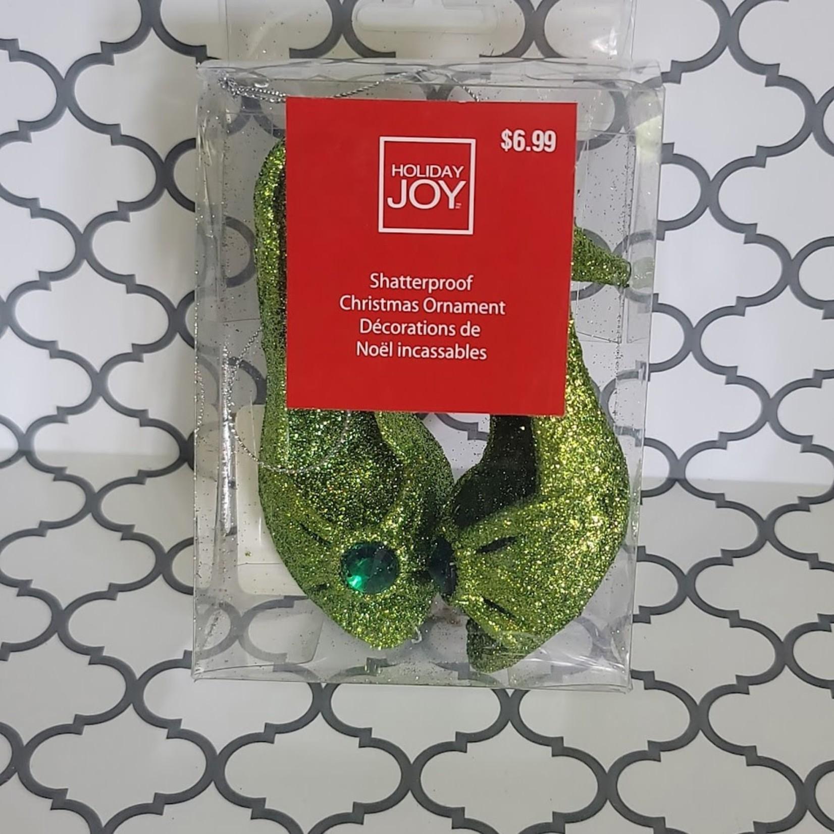 Shatterproof Ornaments - Slippers