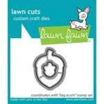 Lawn Fawn Lawn Cuts Custom Craft Die -Big Acorn