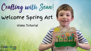 Welcome Spring Art