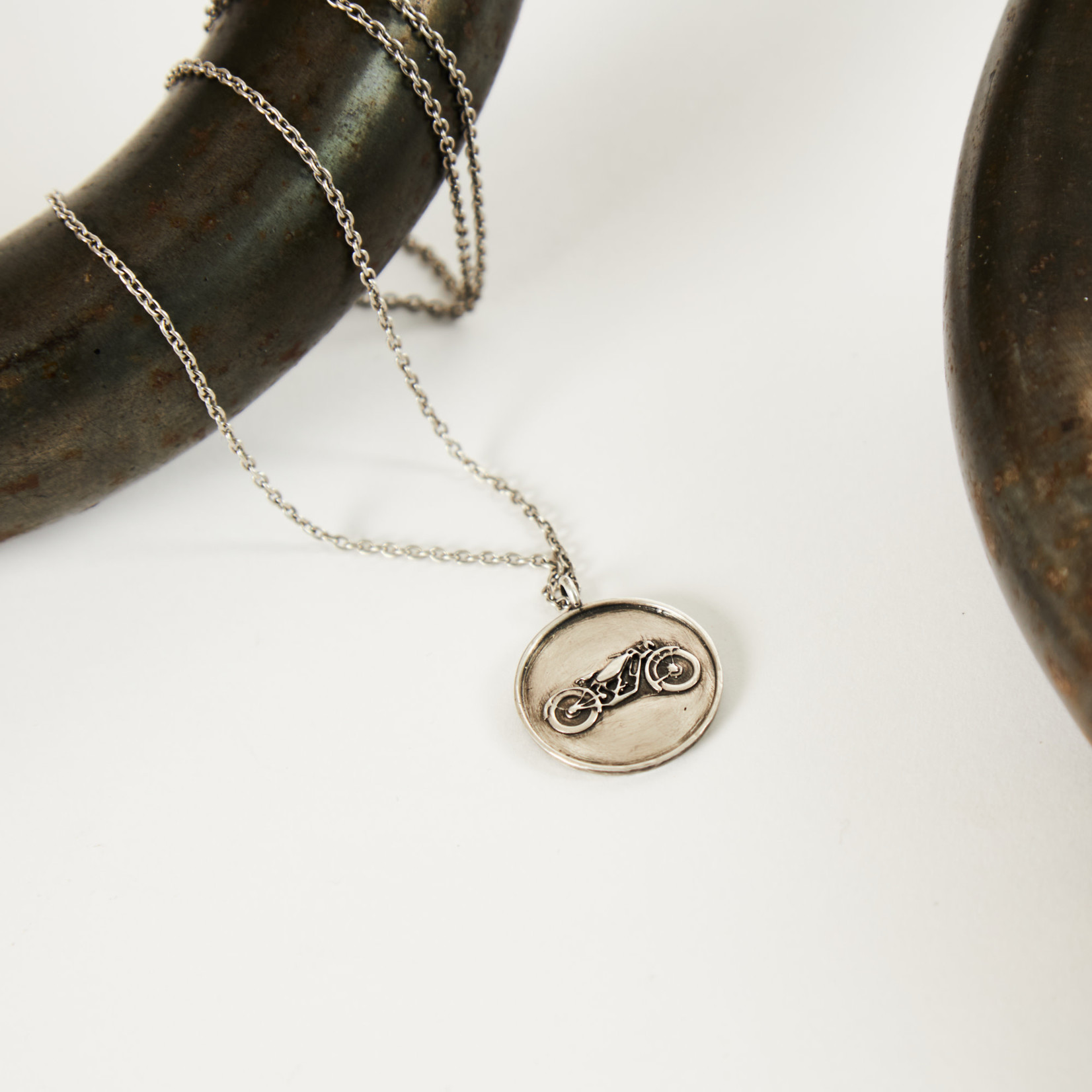 FSM Pendant with Chain