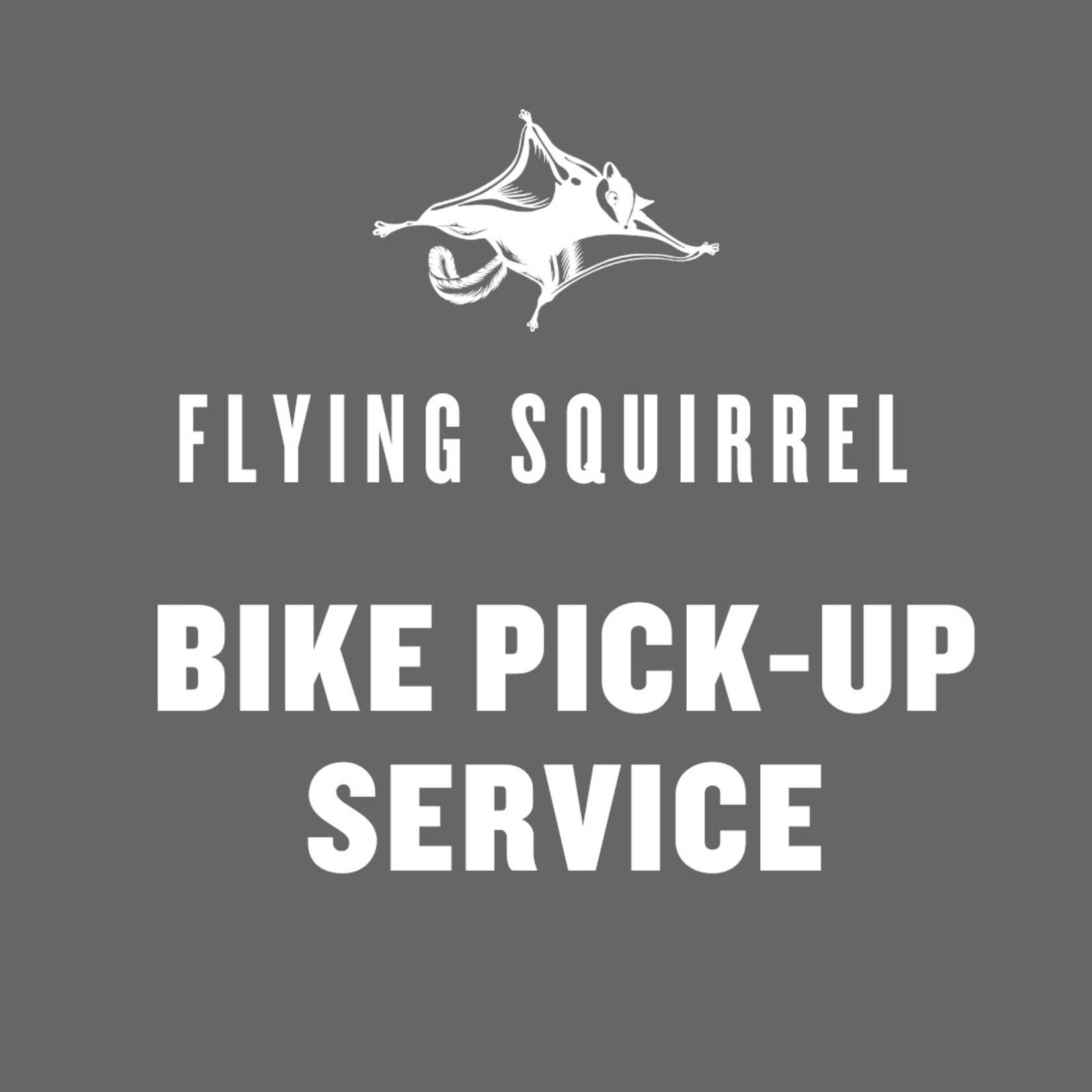 FSM Bike Pick Up Service