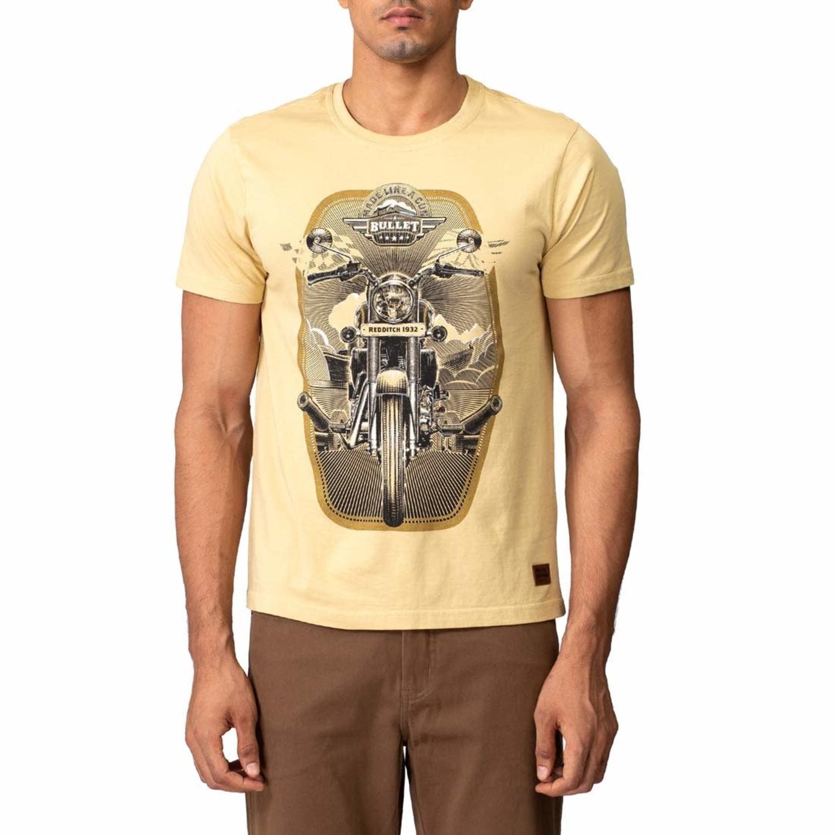 Royal Enfield Dodge the Bullet Crew- RE Shirt