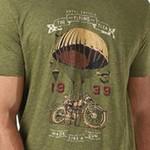 Royal Enfield Retro Flying Flea - RE shirt
