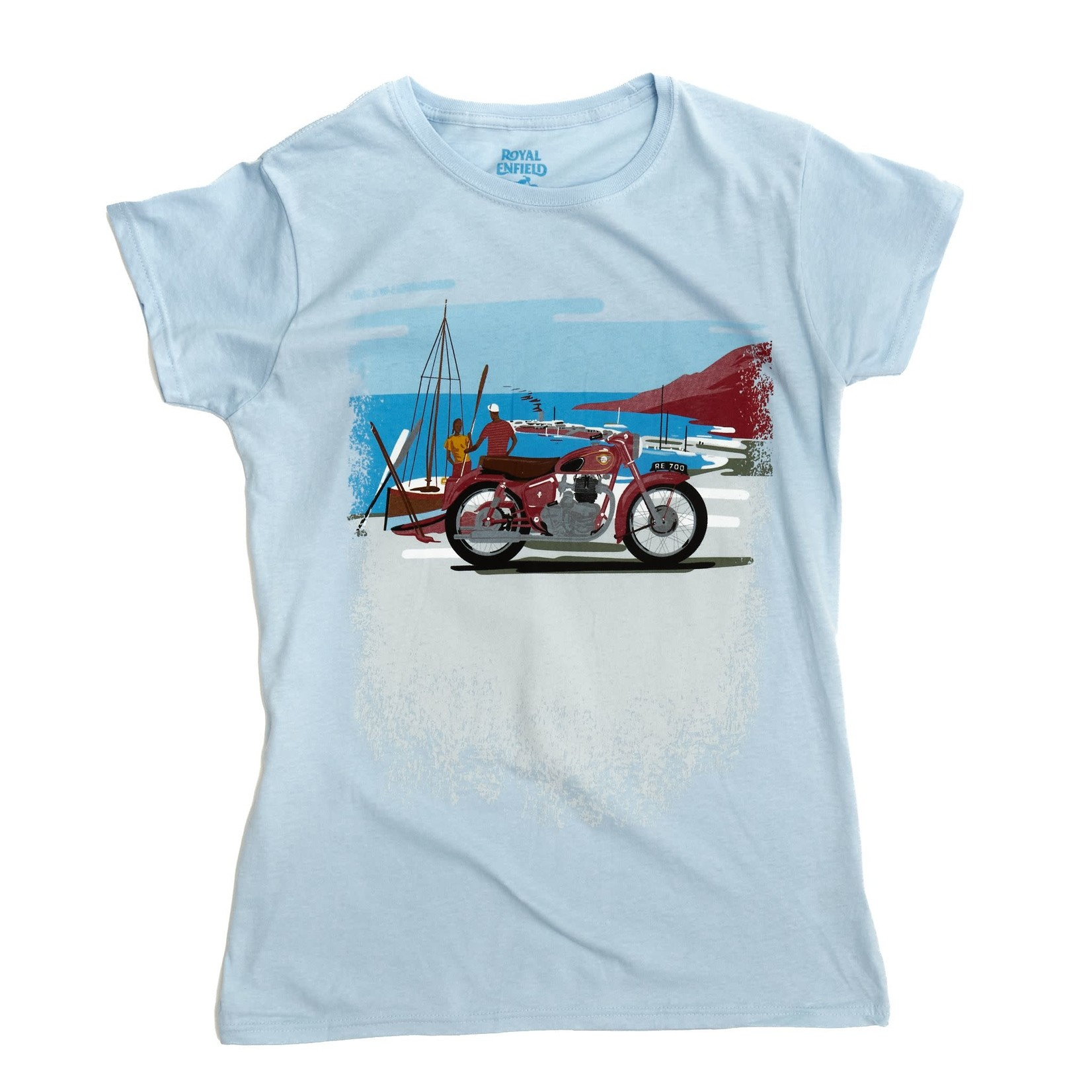 Royal Enfield Classic Sunset - RE shirt