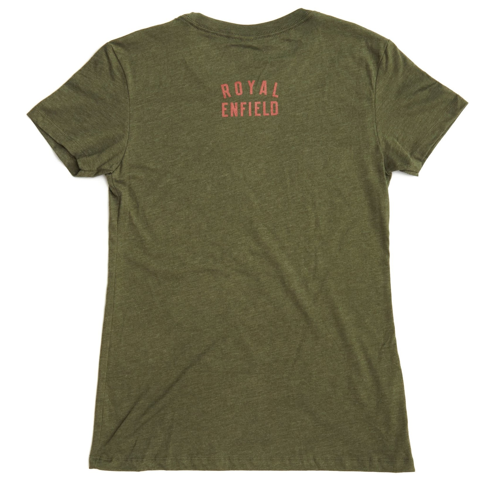 Royal Enfield English Chic Forest - RE shirt
