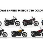 Royal Enfield Meteor 350 - Deposit Reservation Only
