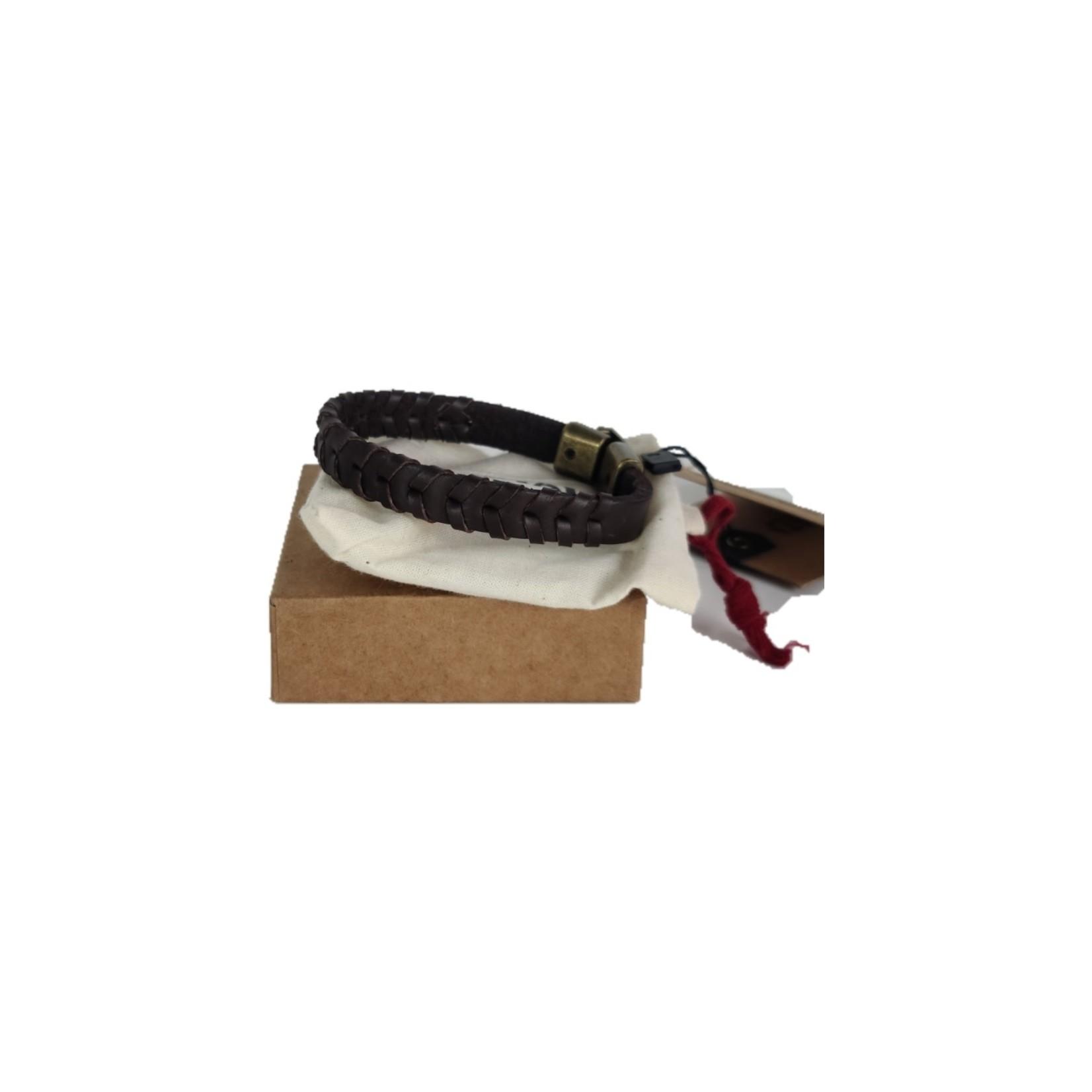 Royal Enfield Royal Enfield Braided Bracelet