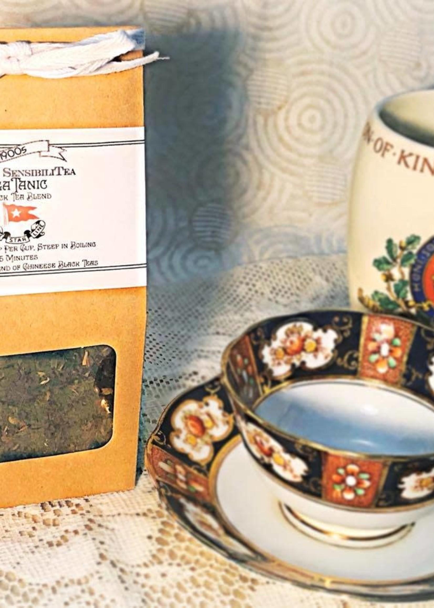 Sense and SensibiliTea 100g TeaTanic (Black Tea) – 1900s