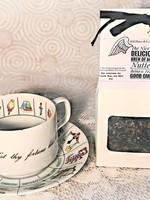 Sense and SensibiliTea 100g Good Omens -Agnes Nutter Black & White Vanilla Mint