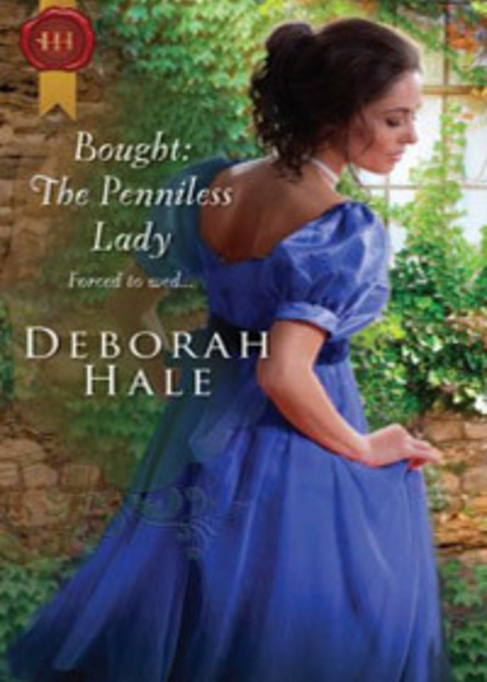 Bought: The Penniless Lady by Deborah Hale