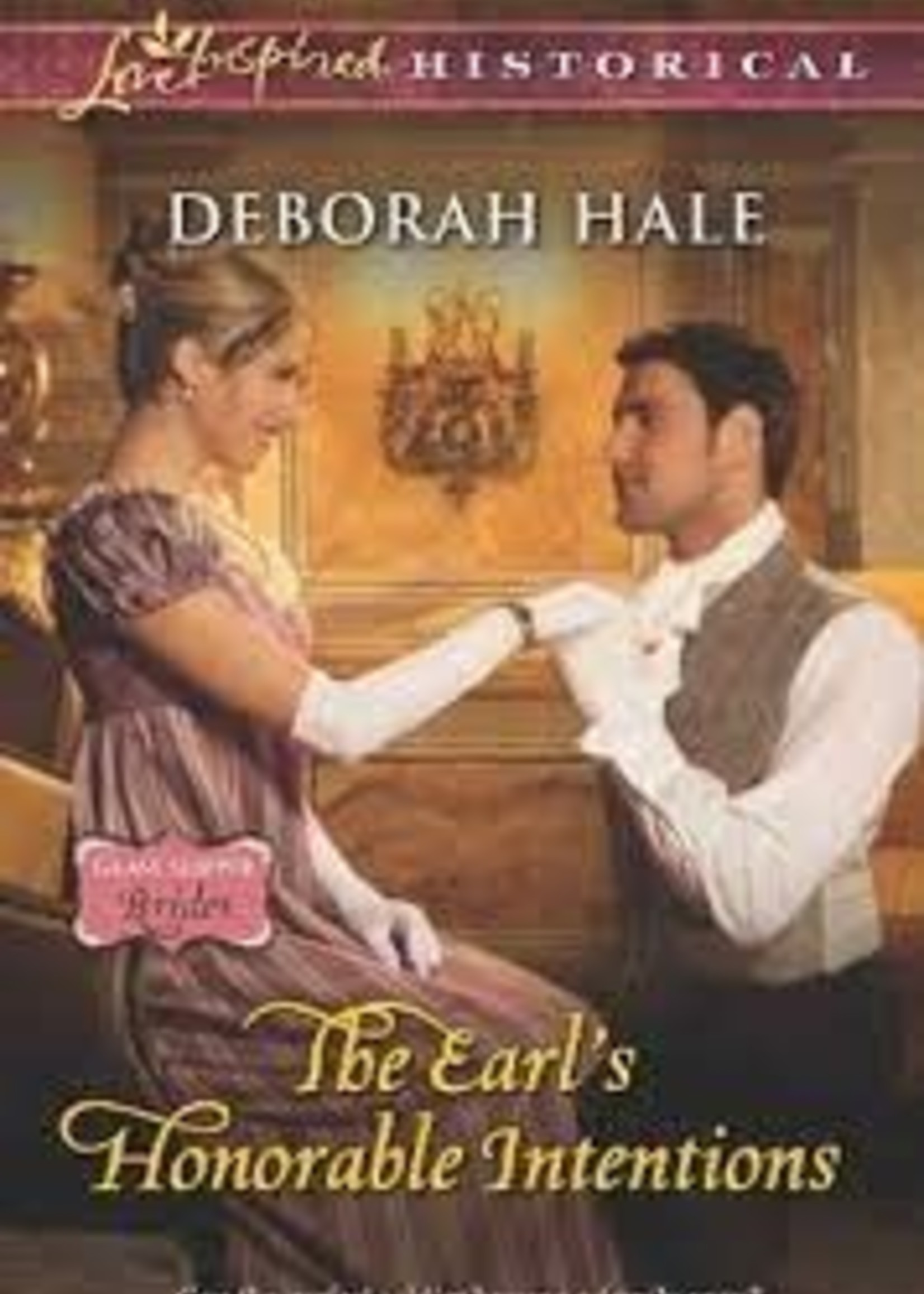 The Earl's Honorable Intentions by Deborah Hale
