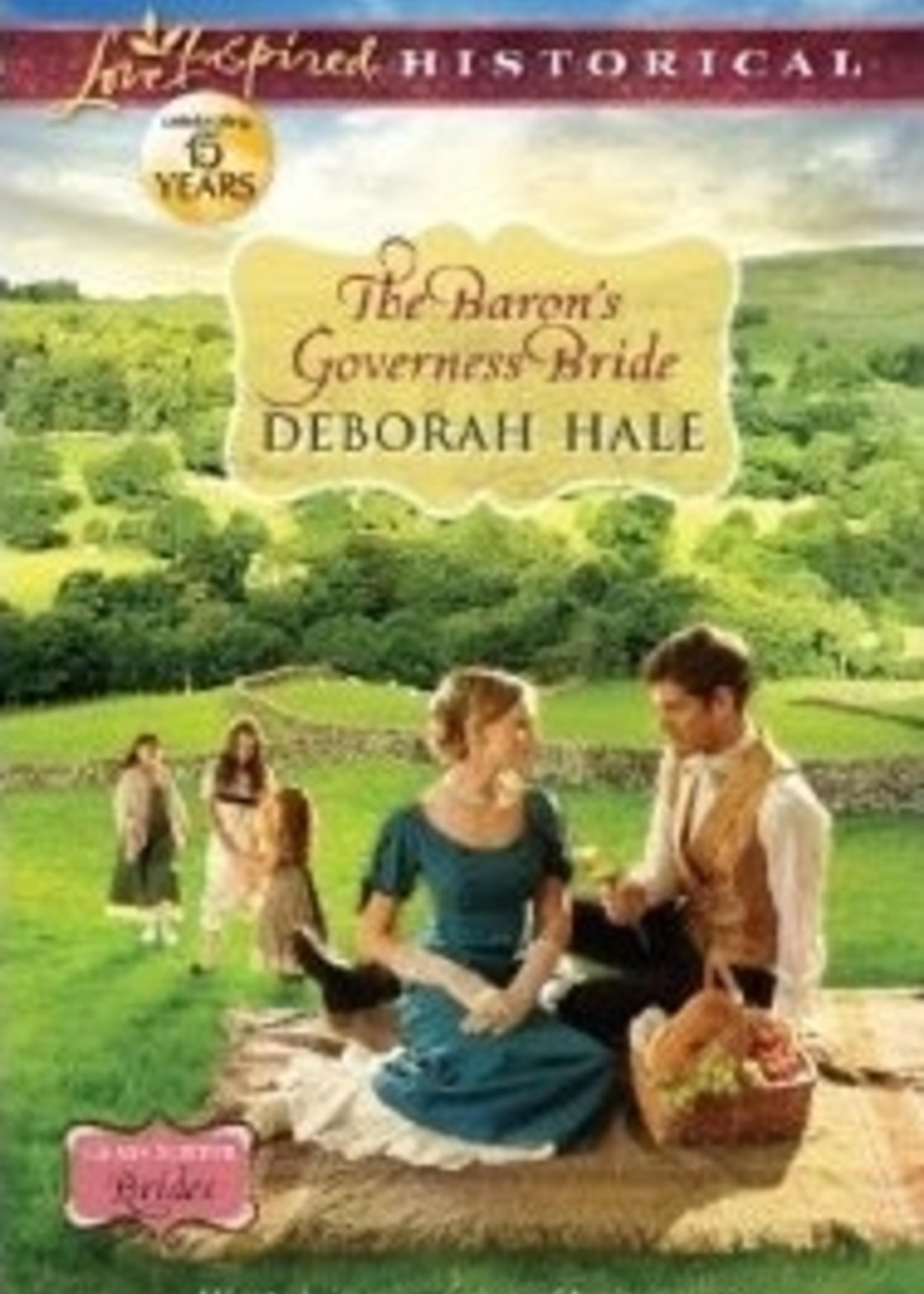 The Baron's Governess Bride by Deborah Hale
