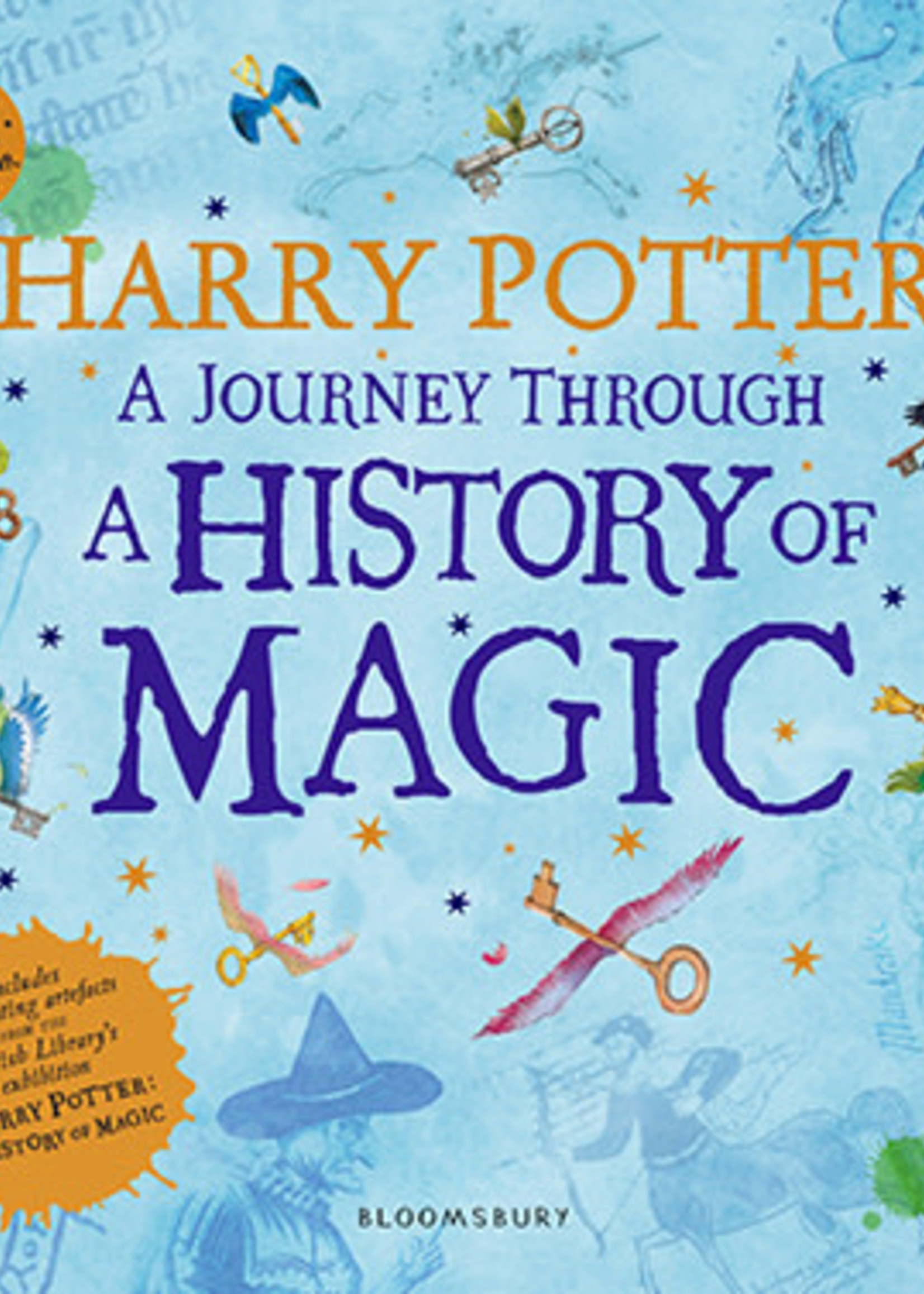 Harry Potter A Journey Through A History of Magic by British Library