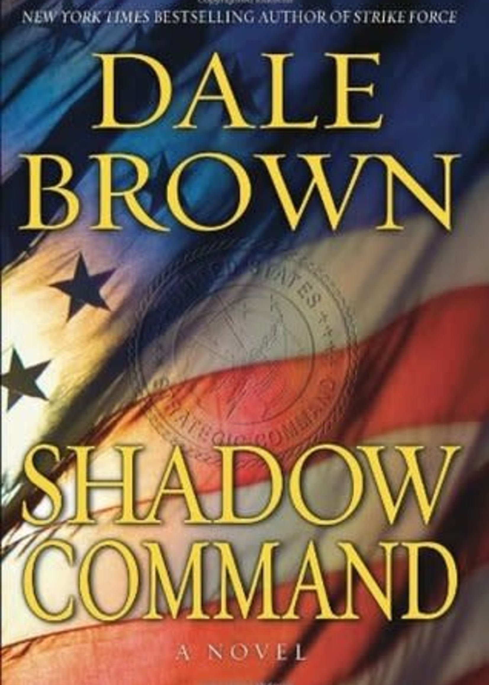 USED - Shadow Command by Dale Brown