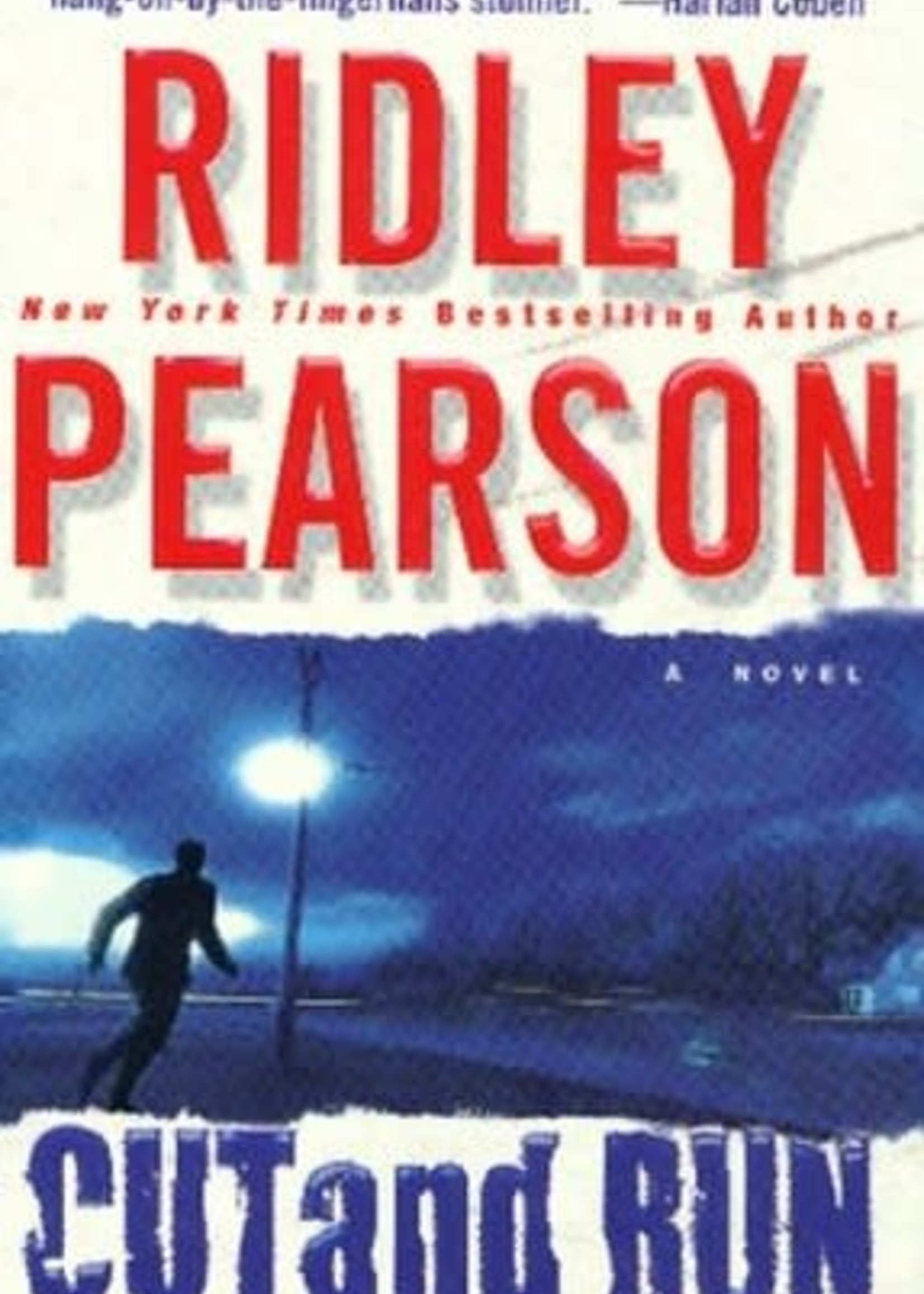 USED - Cut and Run by Ridley Pearson